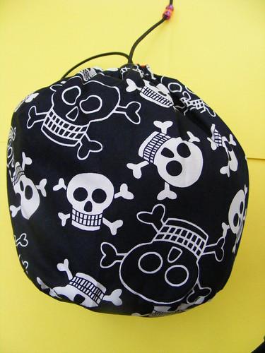Skulls Project Bag