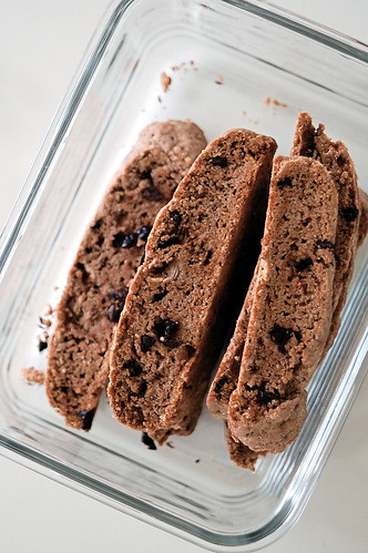 At Home: Savory Red Wine Biscotti