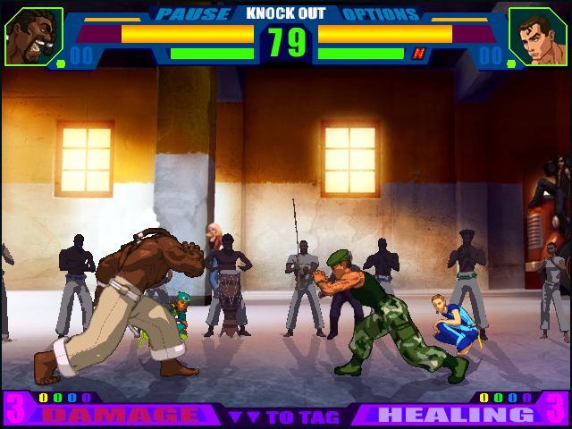 Fighter 3 Ultimate World Tournament Portable (Kurulumsuz) TEK LİNK