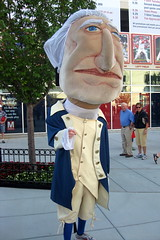 Washington DC - Navy Yard: Nationals Park - George