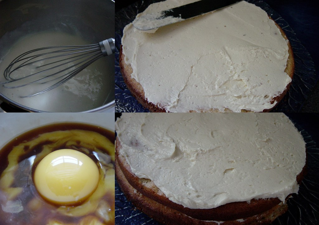 Latvian Hazelnut Torte