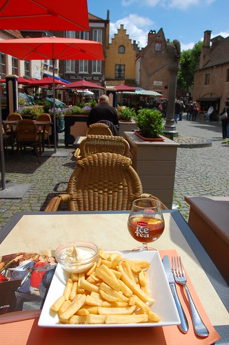 Belgian frites por VT_Professor.
