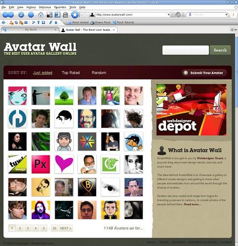 avatar galleries