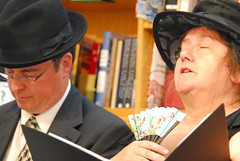 Leopold Bloom and Mrs. Breen