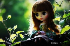 Sweet Sookie (rockymountainroz) Tags: sookie limitededition cwc rbl takaratomy neoblythe lejardindemaman