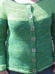 spring greens cardi 1