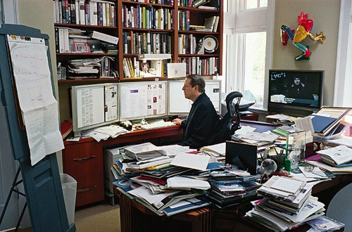 al gore home office