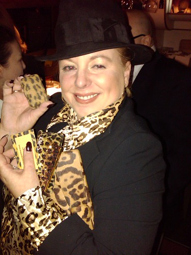 Yvonne, owner of Leopard Limo