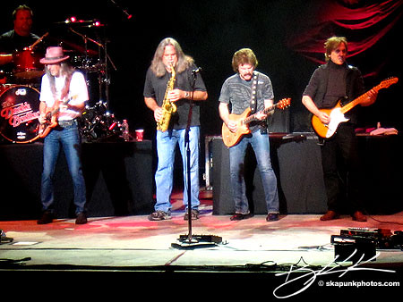 Bad Company and Doobie Brothers - Bethel Woods, NY