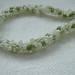 Chalcedony bead rope