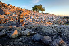 Great Island Common Cairn