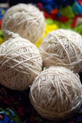 Balled Yarn