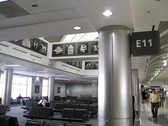 Public art in the Atlanta airport
