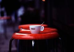 Fika p Bellmansgatan (idrougge) Tags: minoltax700 ra kaffe sensia x700 bellmansgatan sensia100 rokkor100mm kafsodom