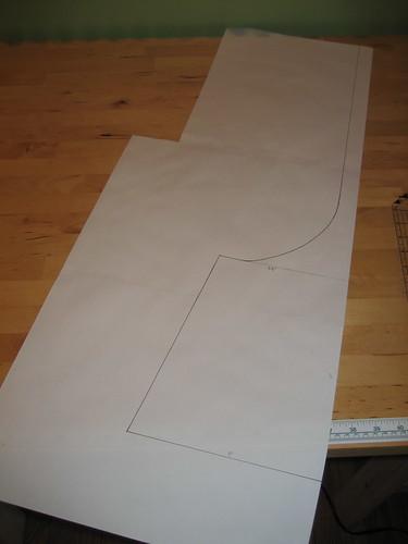 Suesse Sac pattern