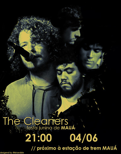 The Cleaners - Live @ festa junina Mauá