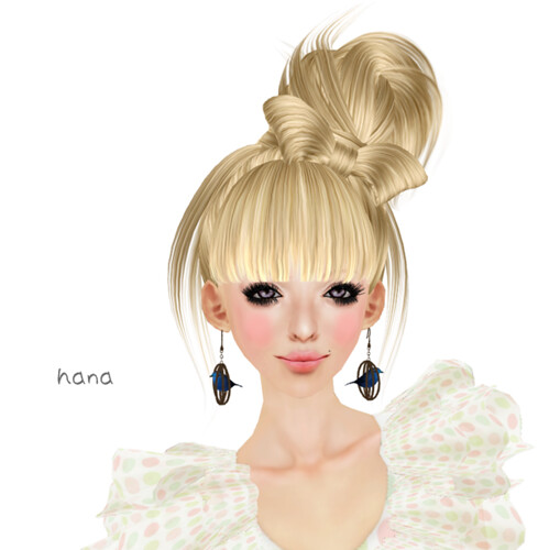 .+*HS*+. Group 8000 Thank you Gift Hair ::LUCY:: 2C