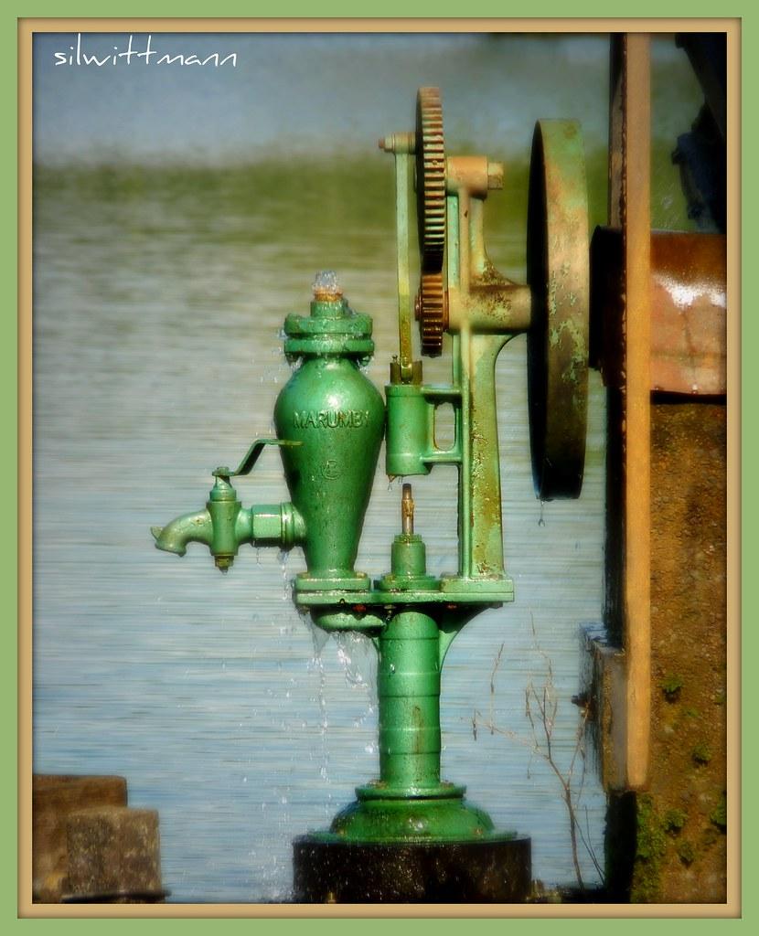 bomba d'água / water pump