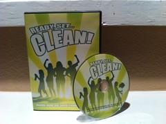 Ready, Set, Clean! DVD