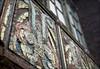 Colorama (• CHRISTIAN •) Tags: art colors architecture rust montréal couleurs pastel basrelief rouille mtlguessed gwim