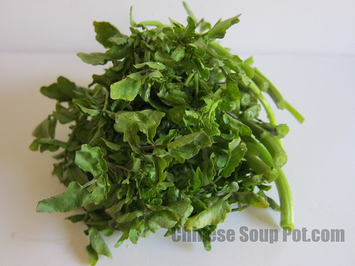 [photo-watercress cruciferous vegetable]
