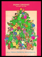 Saturday Morning Cartoons Hanna Barbera Christmas Poster Remastered (slappy427) Tags: jonnyquest spaceghost scoobydoo 1970s flintstones secretsquirrel jetsons muttley yogibear bananasplits bettyrubble huckleberryhound fredflintstone barneyrubble clunk hannabarbera johnnyquest topcat gulliverstravels saturdaymorningcartoons wilmaflintstone hairbearbunch atomant autocat quickdrawmcgraw hillbillybears stopthepigeon zilly laffalympics winsomewitch mildewwolf grannysweet preciouspupp bristlehound pebblesandbammbamm dinoflintstone spacekidettes 1960s