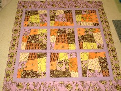 Tina Givens Quilt front (Little Love Things) Tags: quilt tina givens crazyninepatch tinagivens
