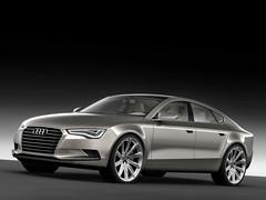2009 Audi Sportback Concept pics