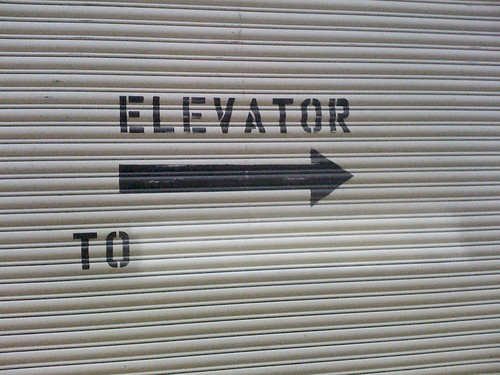 Elevator To Nowhere