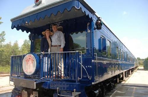Private Rail Car Georgia 300