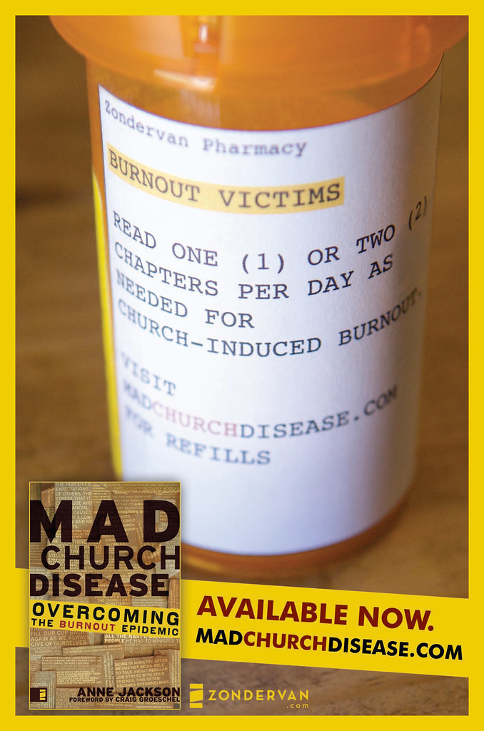 "Mad Church ""Prescription"""