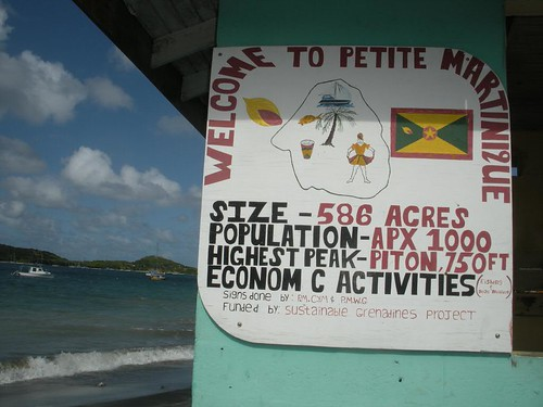 All About Petit Martinique