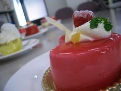 2009.1 誕生日ケーキ