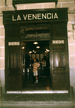 Taberna Venencia Madrid