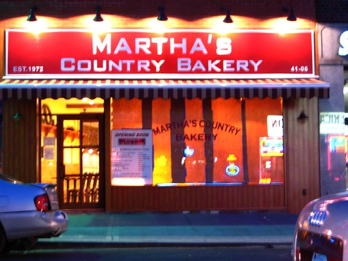 Martha's is Coming to Bayside