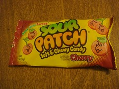 Sour Patch Cherry