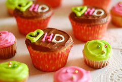 Heartdrive Cupcakes.