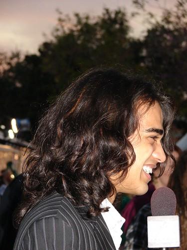 Sanjaya Malakhar. Photo by Mark Goldhaber.