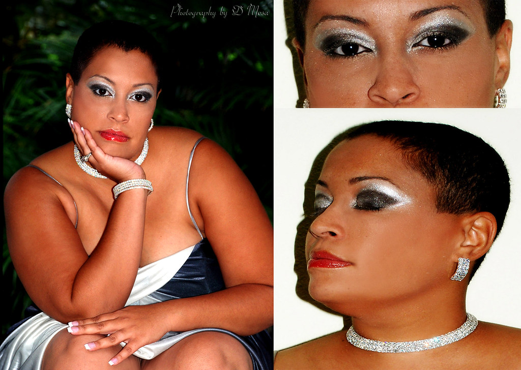 Make-up by Star (Model: Madame Ali)