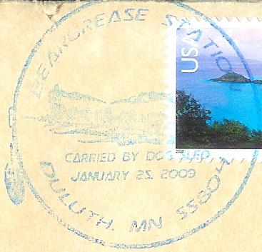 John Beargrease Envelope (crop)