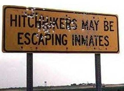 hitch sign