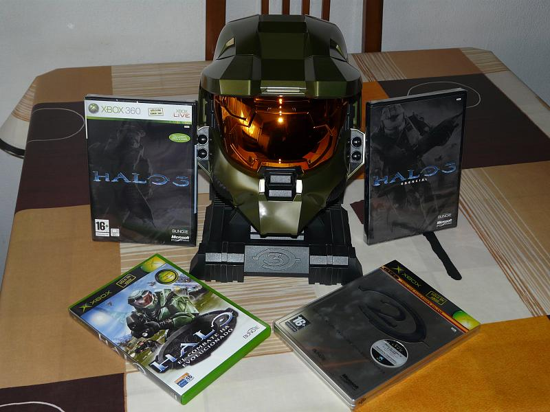 Halo 3 ed legendaria