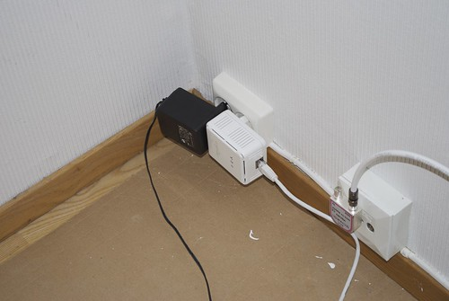 HomePlug/Powerline adapter