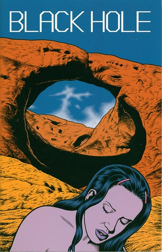 Black Hole #11 by Charles Burns