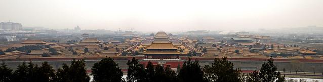 The Forbidden City_Panorama
