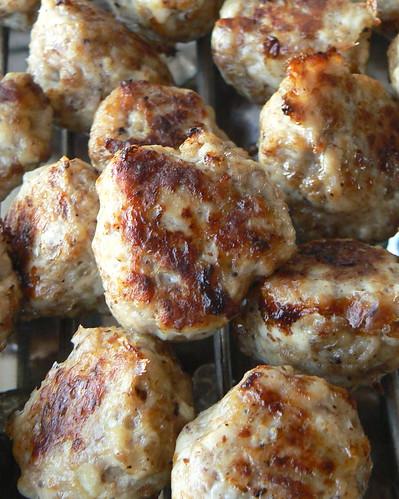 Finnish Meatballs - Lihapullat