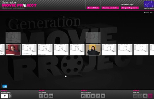 Proximus Generation Movie project