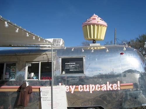 Hey Cupcake Cupcake Trailer