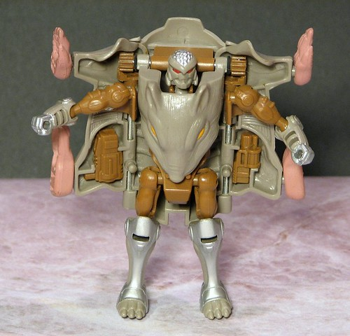 Project 365 Toys - Beast Wars Rattrap (Day 158 of 365)