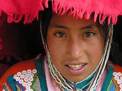 ANS181DSCN4167 (David Ducoin) Tags: portrait cusco femme enfant indien perou quechua amrique indienne amrindien indigne tinki amrindienne